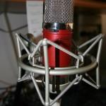Il microfono di Radio Aldebaran