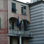 Il palazzo comunale di Piazza delle Nazioni