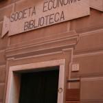La sede della Società Economica in via Ravaschieri