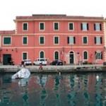 La sede della Guardia Costiera a S. Margherita