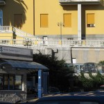 La sede della Asl 4 in via Ghio a Chiavari