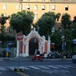 L'ex ospedale di piazza Molfino a Rapallo