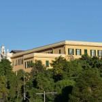 L'area dell'Istituto Gianelli di Chiavari