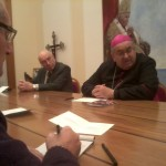Monsignor Alberto Tanasini vescovo di Chiavari