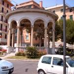 L'arrivo era sul lungomare di Rapallo