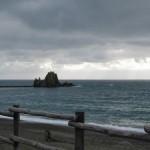 La splendida spiaggia di Renà, a Riva Trigoso