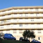 L'ex ospedale di via Arpe a Santa Margherita