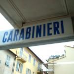 I Carabinieri della stazione di Rapallo