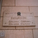 La compagnia carabinieiri di Chiavari