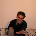 Spettacolo di dj Fontes ad Avegno