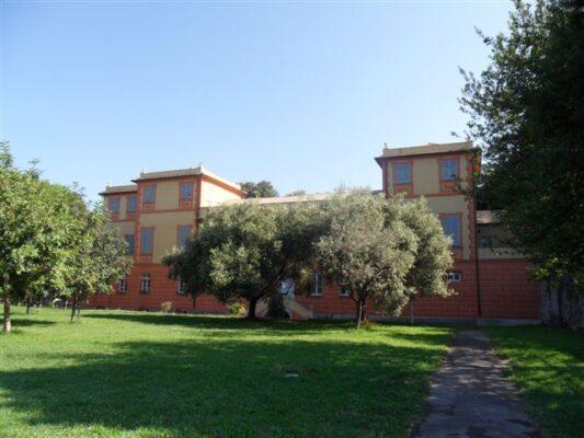 villa Grimaldi lavagna parco tigullio karol wojtyla onlus dallorso