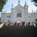 Il santuario di Montallegro