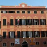 Il palazzo comunale di Sestri Levante