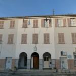 Il municipio di San Colombano Certenoli