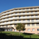 L'ex ospedale di Santa Margherita Ligure