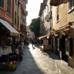 Il centro storico di Sestri e la sua tradizione