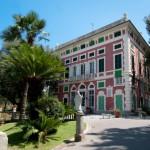 Villa Durazzo teatro della prima edizione del premio