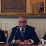 Il sindaco di Chiavari, Roberto Levaggi