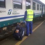 Grandi difficoltà per chi si sposta in treno nel Levante