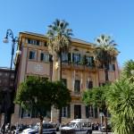 Il municipio di Santa Margherita Ligure