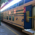 Aggressione sul treno regionale Cinque Terre Express