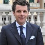 Il sindaco di Rapallo Carlo Bagnasco