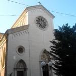 Il Santuario che ospiterà il funerale