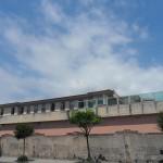 La casa circondariale di Chiavari dove si trova il sudamericano
