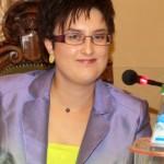 La consigliera Silvia Garibaldi