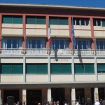 Il palazzo comunale di Recco