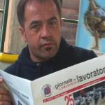 L'esponente comunista Andrea Carannante