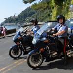 I carabinieri della compagnia di S.Margherita