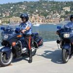 Controllo dei carabinieri di S.Margherita