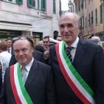 Giorgio Costa dice addio alla fascia tricolore