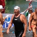 Salvatore Deiana della Rapallo Nuoto