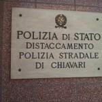 L'anziano è stato fermato dalla polizia stradale