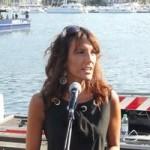 L'assessore regionale, Raffaella Paita