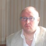Alex Molinari, capogruppo in consiglio