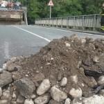 Il crollo del ponte sullo Sturla tra i danni maggiori