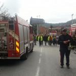 Super lavoro nel fine settimana per i pompieri