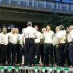 Il coro Voci d'Alpe in concerto