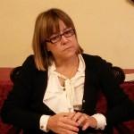 Il sindaco di Sestri Levante Valentina Ghio