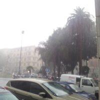 pioggia chiavari
