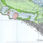 Il foglio geologico depositato in Regione