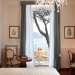 Una bellissima stanza del Grand Hotel Miramare