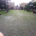 Lunedì sosta vietata in parte di Piazza Roma