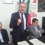 Mauro Caveri e Giuliano Vaccarezza