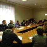 L'incontro odierno fra carrozzieri, parlamentari e amministratori