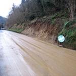 La strada provinciale della Val Graveglia