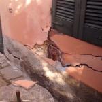 La preoccupante situazione delle case di Villa Fontane